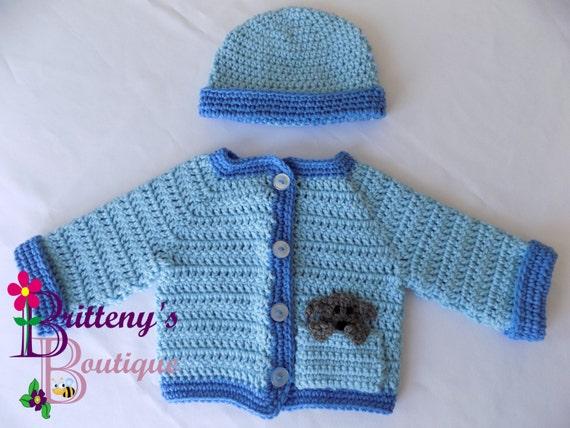 Baby Pullover häkeln Cardigan Strickjacke stricken Baby | Etsy