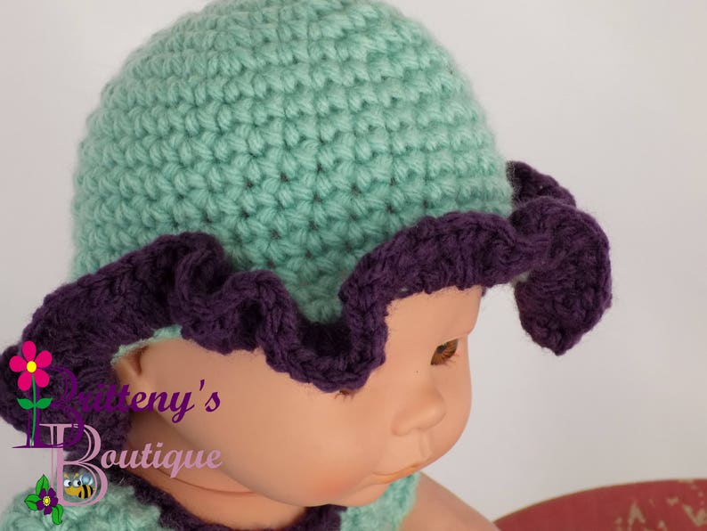 Baby Doll Clothes Crochet Baby Doll Clothes Crochet Baby Doll image 0