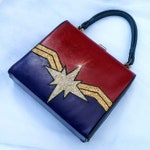 Carol's Stunner: a marvelous vintage handbag with a story all its own!