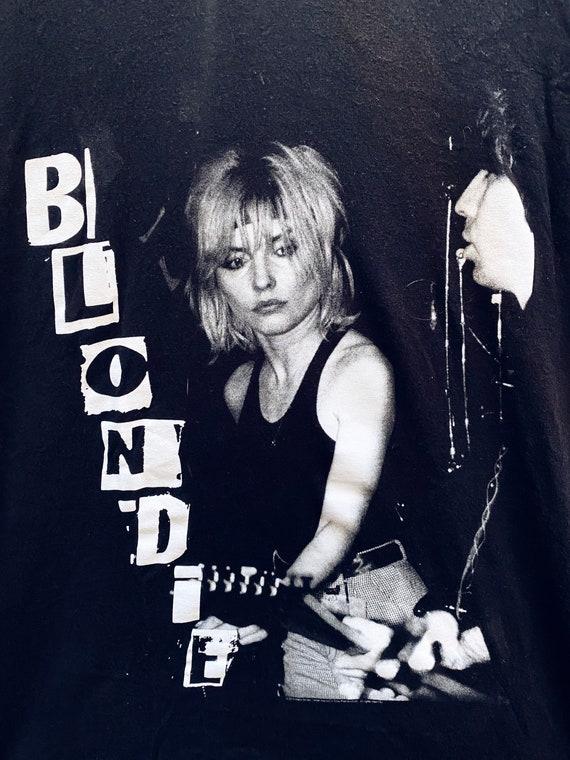 Rare Vintage 1990's Blondie T Shirt