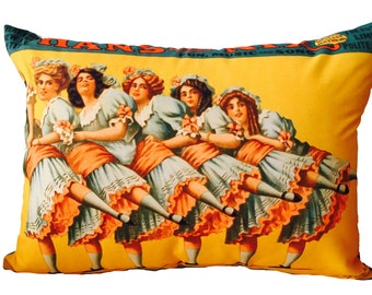 bloomers cushion ON SALE