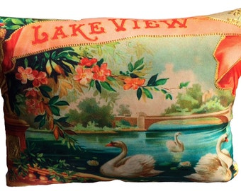 lakeview cushion