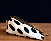 HEIMARBEIT Design Pencil Case with Dotts