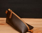 HEIMARBEIT - Design Pencil Case Faux Leather