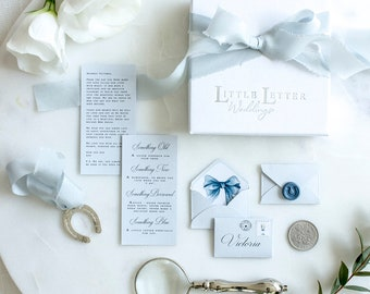 Something Old, New, Borrowed and Blue Wedding Keepsake Bridal Gift. Includes silver sixpence. Beautiful gift for bride & Wedding Gift