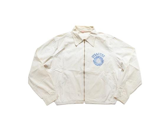 50s 60s Champion Knitwear Co Inc 100% Cotton Jacke