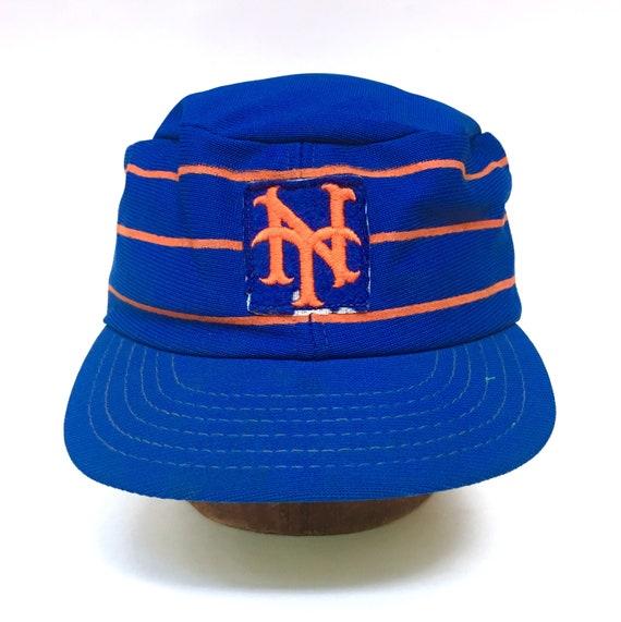 36bff8dcd Vintage 80s 70s New York Mets MLB Deadstock New Era Pro Model | Etsy