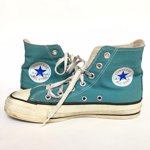 Converse Chuck Taylor All Star Destroyed Denim Light Blue
