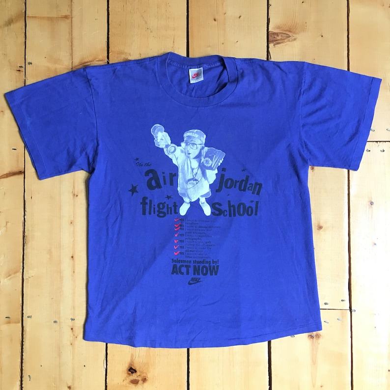 c9719a07 Vintage 80s 90s Nike Gray Tag Michael Jordan x Spike Lee Air | Etsy