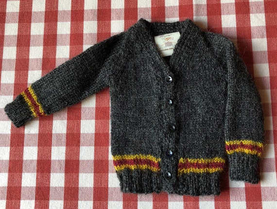 Harry Potter Knitted Sweater For Msd Minifee Bjd
