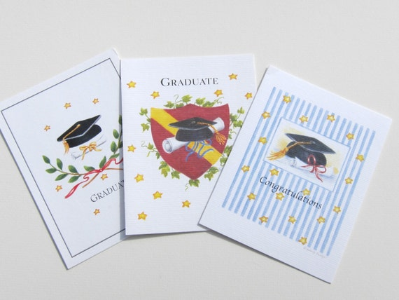 Graduation card 3 IN THIS SET