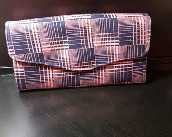 Necessary clutch wallet/phone wallet/card slots/carry all