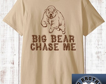 Big Bear Chase Me-Great Outdoors Movie