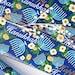 Michele Galla reviewed Hanukkah Wrapping Paper | Hanukah Gift Wrap Paper 10 ft Jumbo Roll | Menorah Wrapping Paper | Happy Hanukah Paper | Blue Wrapping Paper Roll