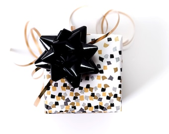 Confetti Gift Wrap Paper - 5 ft Roll