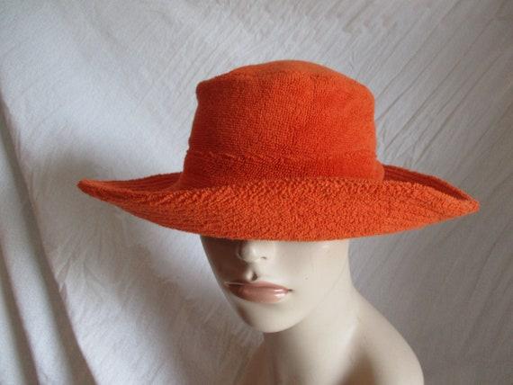 1990 Hermes Bucket Hat Unisex - image 6