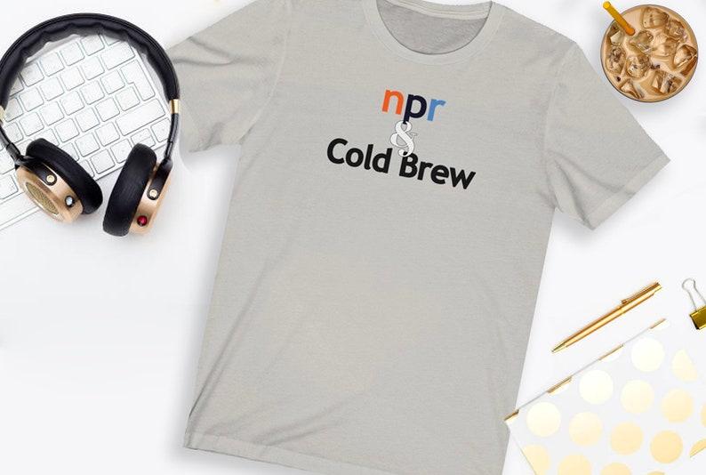 NPR  Cold Brew Tee image 0