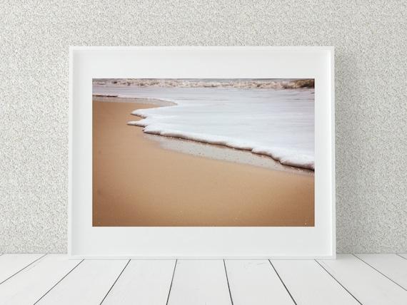 Sea Foam Photo Print, Australia Prints, Coastal Decor