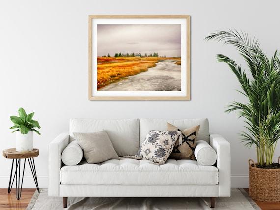 Thingvellir National Park Photo Print, Golden Circle, Iceland, Hygge Decor