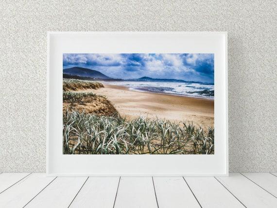 Seascape Photo Print, Australia Photography, Coastal Decor