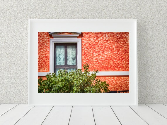 Bright Window Photo Print, Doha Art, Middle Eastern Decor
