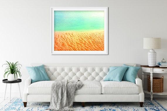 Sea Shore Photo Print, Australia Print, Coastal Decor