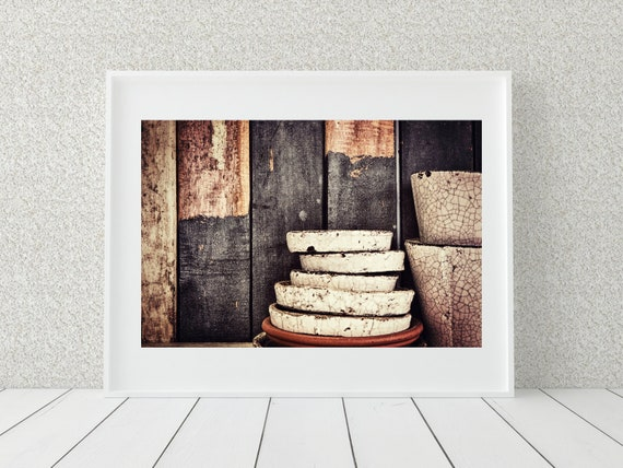 Rustic Photo Print, Farmhouse Art, Country Decor