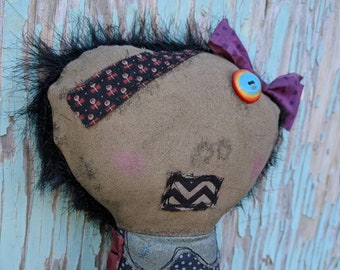 Grace Handmade Art Doll
