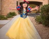 Snow White dress, Hallowe...