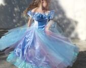 Cinderella 2015 dress, Ha...
