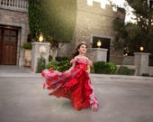 Elena of Avalor gown...