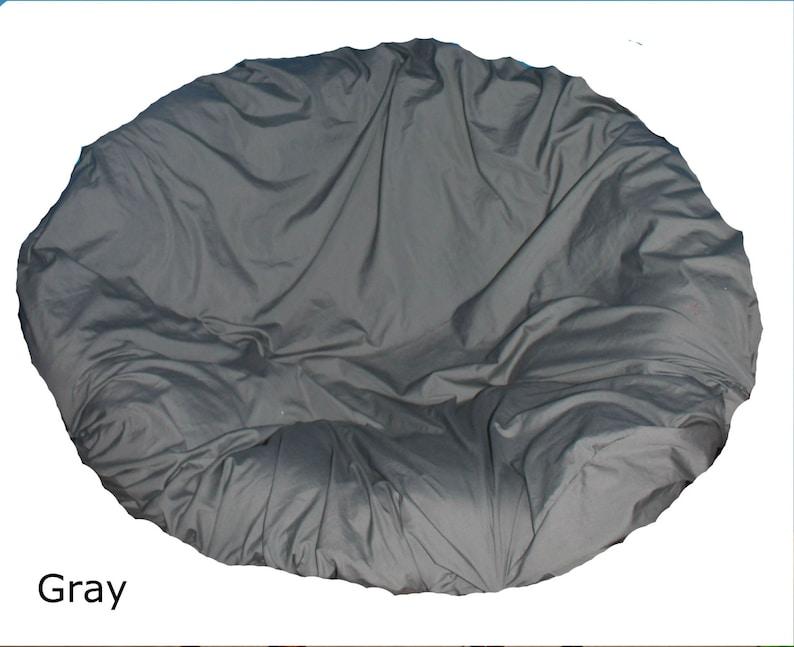 Papasan Chair Cushion Envelope Pillow Case Without Ties Etsy