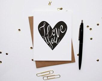 Love Card - I Love You