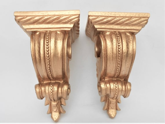 rose gold curtain sconces curtain rod brackets drapery scarf swags curtain end finials curtain pole holders drapery brackets hardware
