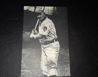 """Ty Cobb Doll Uniform Outfit Detroit Tigers Baseball Fits 12/"""" Accessories Vintage"""