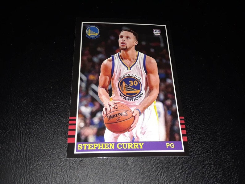 Rare Stephen Curry Aceo Rookie Card