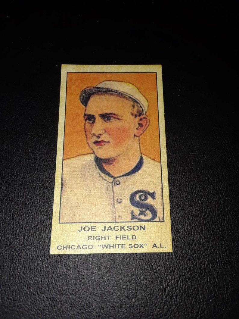 Shoeless Joe Jackson 1920 Reprint
