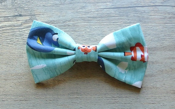 Finding Dory Boys Bow Tie