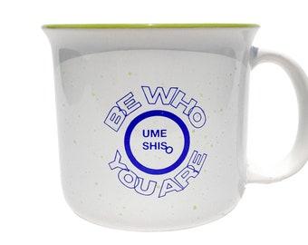 Ceramic Camp Cup