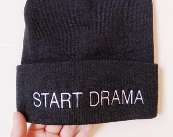 Start Drama Beanie (Solidarity)