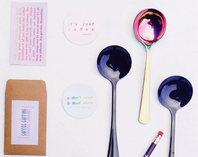 Starter Pack: 2 Goths + 1 Rainbow + 5 Stickers + 1 Pencil