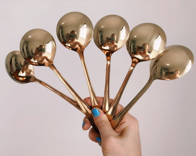 24K Magic Cupping Spoon (Six Pack)
