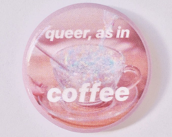 Queer As In Coffee