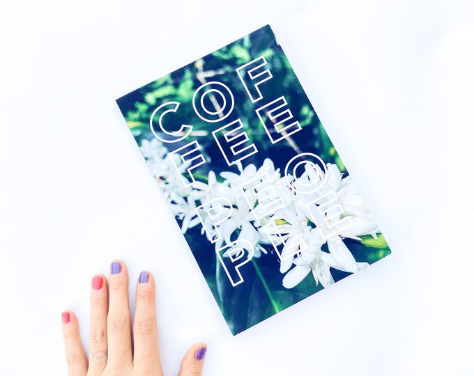 Coffee People Zine - Trans Voices in Coffee