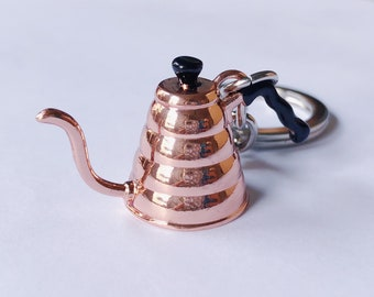 Pourover Kettle Keychain