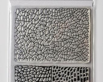 Organic Texture Stamp/Sheet - 'MOUNTAIN'
