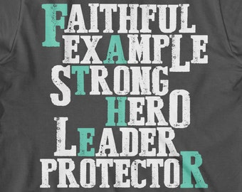 Dad Shirt, Dad TShirt, Father's Day Shirt, Dad T Shirt, Father's Day Gift, Inspirational Dad Shirt, Dad Tee, Sweet Dad Shirt - Item 2830