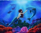 Under the Sea- Mermaid an...