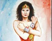 Wonder Woman - Linda Cart...