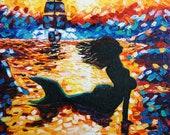 A Mermaid's Welcome -...